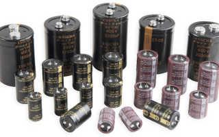 Маркировка пленочных конденсаторов импортных
