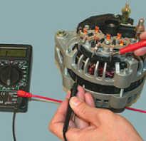 Как проверить генератор на дизельном двигателе
