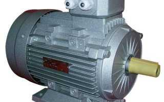 Из чего состоит асинхронный двигатель